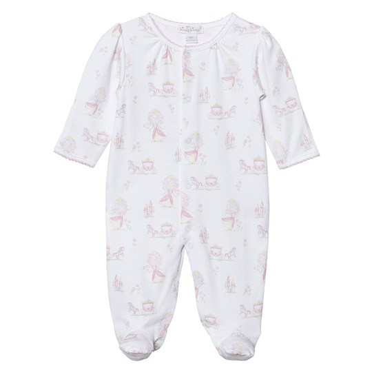 Kissy Kissy Footed Baby Body Pink Fairytale Princess WHPK