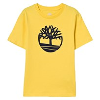 Timberland Yellow Tree Branded Tee 544
