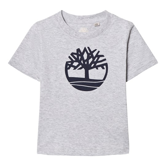 Timberland Grey Tree Branded Tee A32
