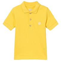 Timberland Yellow Classic Branded Polo 544