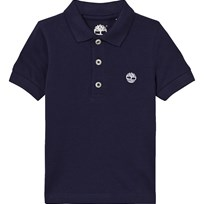 Timberland Navy Classic Branded Polo 85T