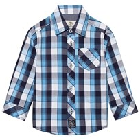 Timberland Blue Check Shirt 838