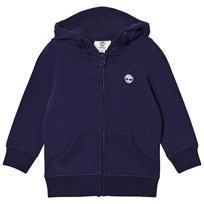 Timberland Navy Classic Branded Hoody 85T