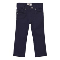 Timberland Slim Fit Cotton Twill Byxa Marinblå 85T