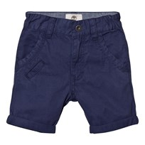 Timberland Navy Cotton Chino Shorts 85T