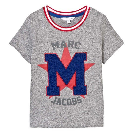 The Marc Jacobs Grey Chenille Tee A64