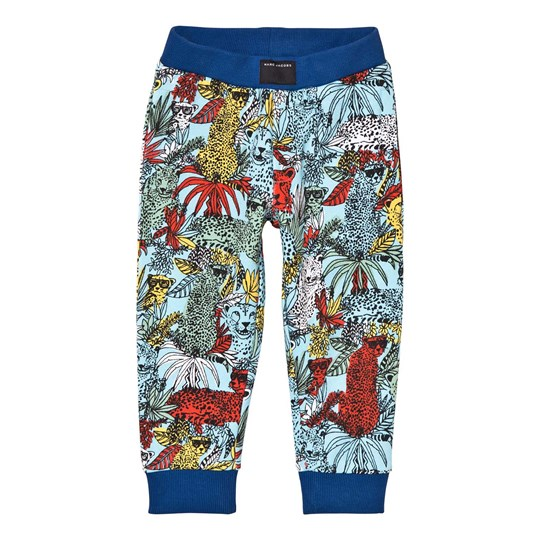 Little Marc Jacobs Jungle Print Sweatpants V55