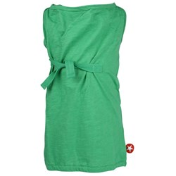Kik Kid Dress Singlet Green