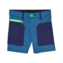 Stella McCartney Kids Joe Shorts with Contrast Pockets 4861