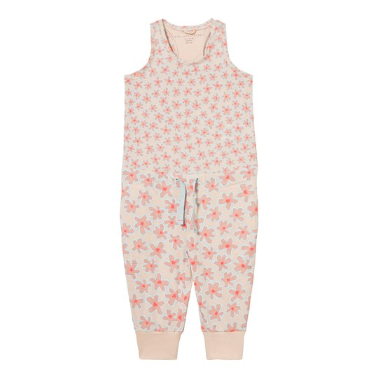 Stella McCartney Kids Flo Jumpsuit with Daisy Print 6940