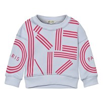 Kenzo Blue and Pink Branded Sweatshirt 40