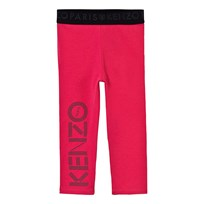 Kenzo Hot Pink Branded Leggings 35