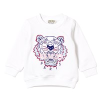 Kenzo Embroidered Tiger Sweatshirt 01