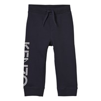 Kenzo Branded Sweatpants Navy 04