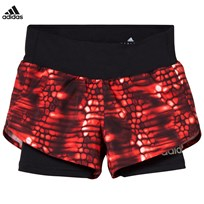 adidas Orange Run Shorts ENERGY