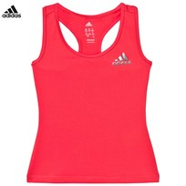 adidas Hot Pink Training Tank CORE PINK