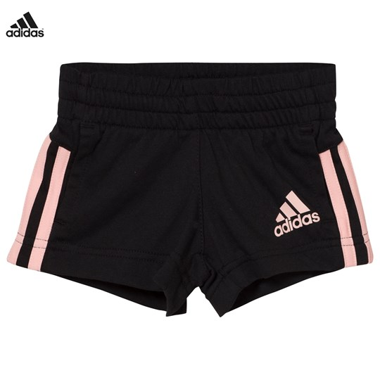 adidas Performance Black Knitted Shorts Black