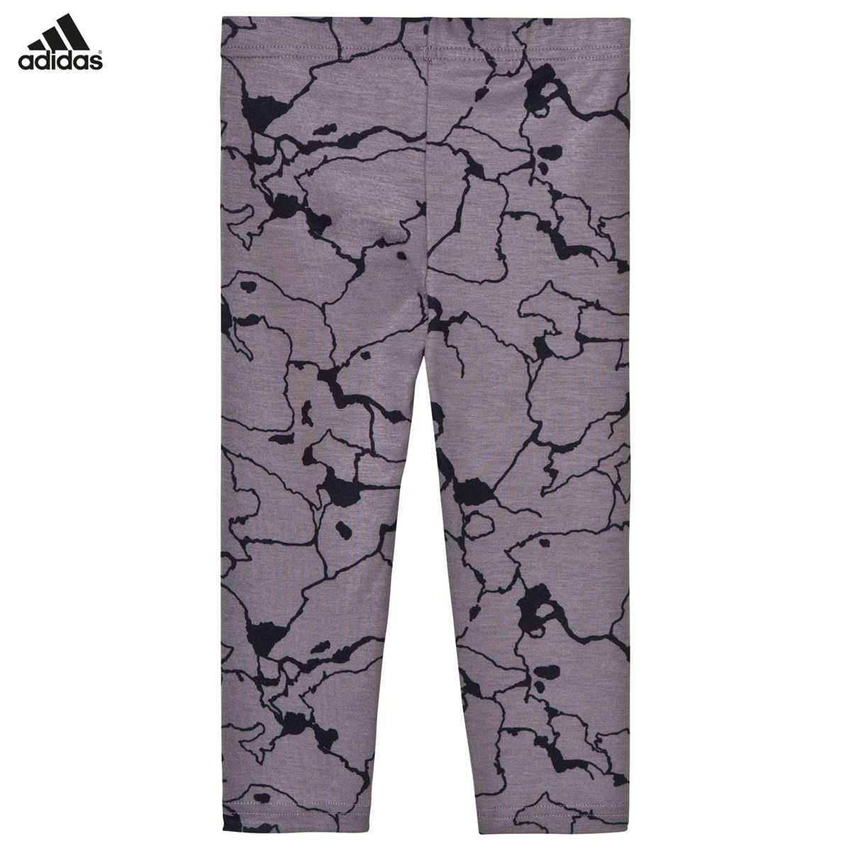 adidas Performance - Pink Tee and Leggings Set