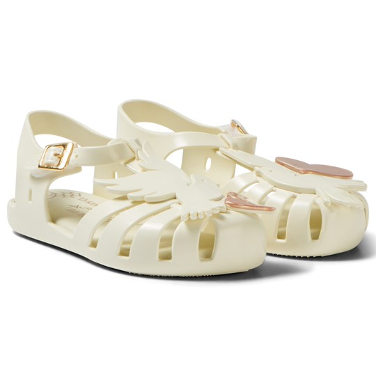 Mini Melissa Cream Mini Dove Vivienne Westwood Shoes 16307