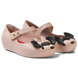 Mini Melissa Mini Ultragirl + Disney Twins II Baby Pink