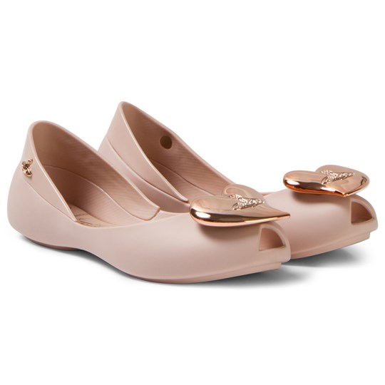 Mini Melissa Vivienne Westwood Anglomania + Mel Queen Blush 01276