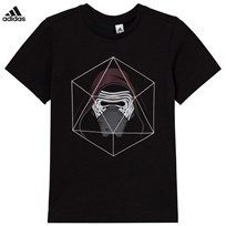 adidas Black Star Wars Kylo Ren Tee Black