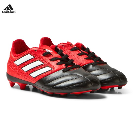 adidas Performance Red Ace Firm Ground Football Boots Red