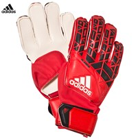 adidas Red Junior Ace Goal Keeper Gloves Rød