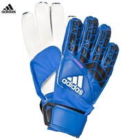 adidas Blue Junior Ace Goal Keeper Gloves Blue
