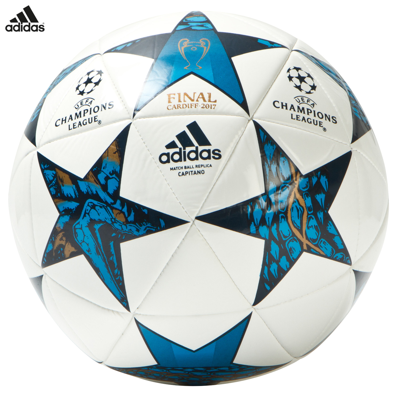 Rocío Resonar recibo  adidas Performance - White Finale ´17 Champions League Football -  Babyshop.com