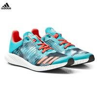 adidas Kids FortaRun Trainers Blå ENERGY BLUE