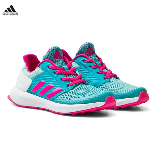 adidas Performance Blue RapidaRun Trainers ENERGY BLUE