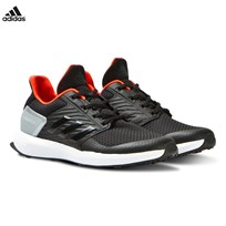 adidas Black RapidaRun Trainers CORE BLACK