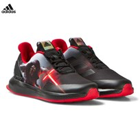 adidas Black Kids Star Wars Trainers CORE BLACK