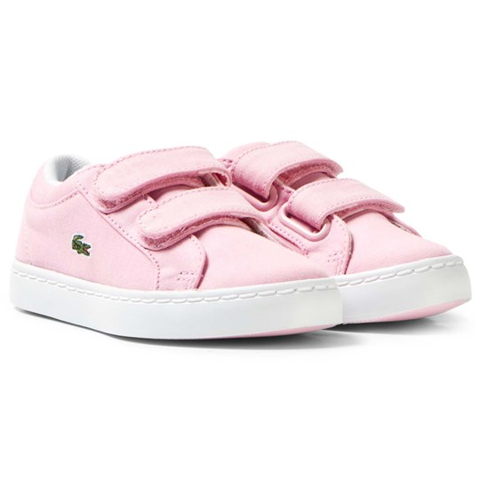 Lacoste Light Pink Straight Set Sneaker Infant 15J