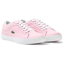 Lacoste Light Pink Straight Set Sneaker Junior 15J