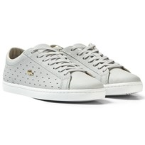 Lacoste Light Grey Straight set Sneaker 334