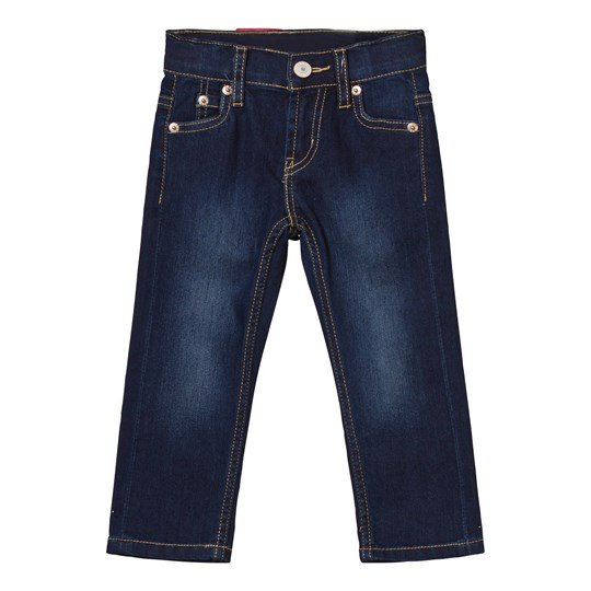 Levis Kids Mid Wash 511 Slim Jean 46
