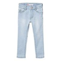 Levis Kids Bleached Denim 721™ High Rise Skinny Jeans 46