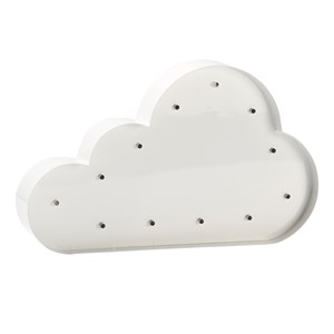 Image of Sweetlights Cloud Mini Marquee Lights White (3056049263)
