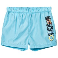 Moschino Kid-Teen Badbyxor Pale Blue 40386