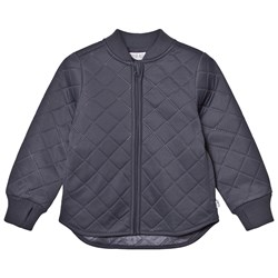 Wheat Thermo Jacket Loui Dark Blue