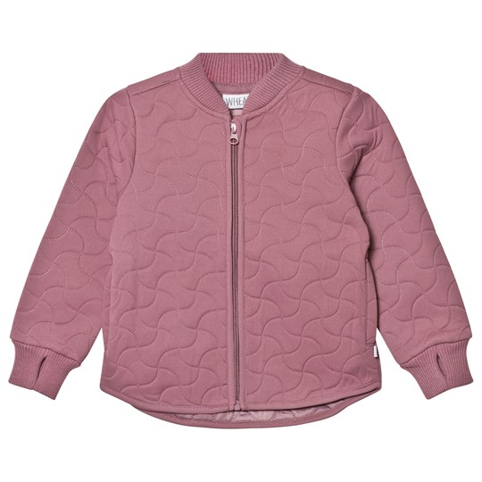 Wheat Thermo Jacket Loui Plum Plum