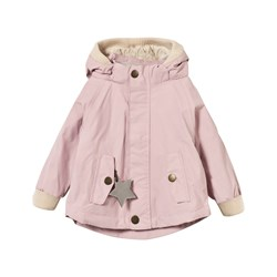Mini A Ture Wally M Jacket Violet Ice