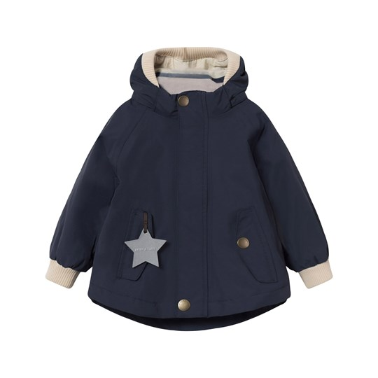 Mini A Ture Wally M Jacket Blue Nights Blue Nights 595