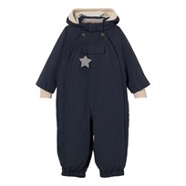 Mini A Ture Wisto M Coverall Blue Nights Blue Nights 595