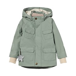 Mini A Ture Wagn K Jacket Chinois Green