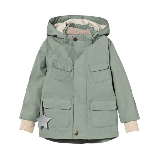 Mini A Ture Wagn K Jacket Chinois Green Chinois Green