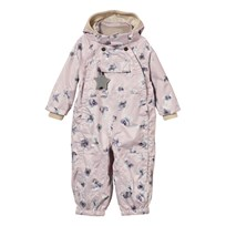 Mini A Ture Wisto M Overall Violet Ice Violet Ice