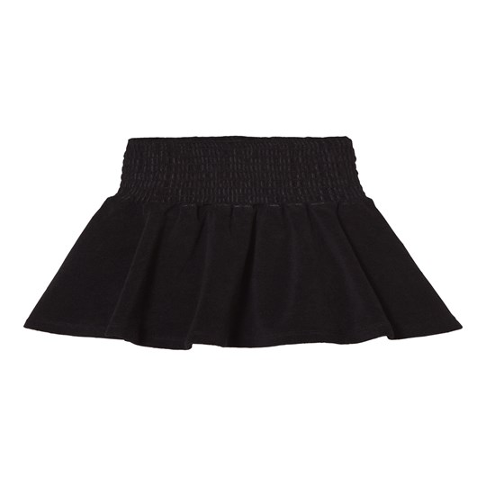 The BRAND Smock Skirt Black Black
